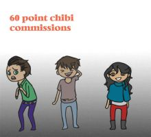 Chibi Point Commissions by TheSilentSiren