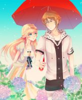 AT : Love Umbrella by sheryu