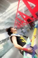HOLY LONELY NIGHT - N Basara by Amano7
