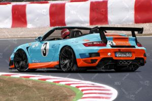 Porsche 911 by VTMG-Engineering