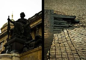 Prague Obscurity by Asetskaya