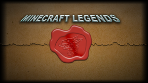 Minecraft Legends Clan Thumbnail by mca2008