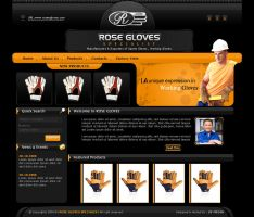 ROSE GLOVES specialist by: zx- by WebMagic