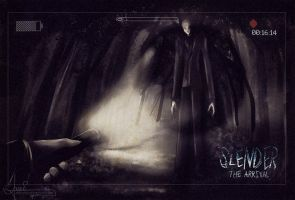 Slender the Arrival by Axsens