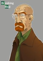 Breaking Bad - Walter White by GHussain
