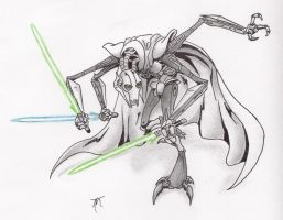 General Grievous by Mech-Maker