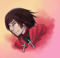 Ruby Rose Headshot by ChannelerJaydin