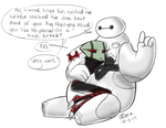 Baymax Therapy by Zerna