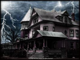 House of the evil by zecah