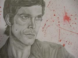dexter by diabeticartist
