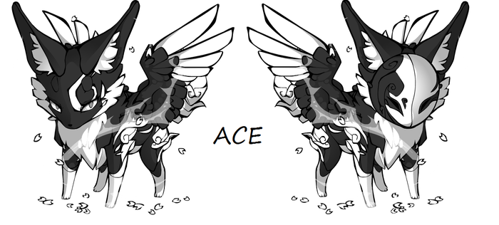 Ace (My Oc) by Brooke-Adopts