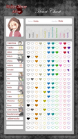 HNA: Heart Chart Koda by Kiwi-Ink