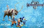 Kingdom Hearts III - Arendelle 05 by julian14bernardino