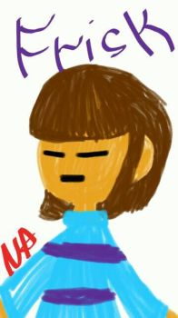 you can't spell frisk without risk by Bonnie1200
