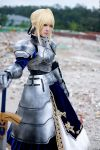 Fate Saber by Velvetroseclare