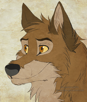 Balto by The-Nutkase