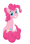 Pinkie Pie by Waroh