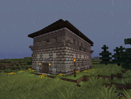 The Fire and Stone Inn by TheodenN