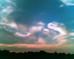 Cool Clouds by tulsadlance