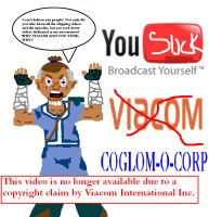 Sokka on Viacom and You Tube by HobbitKiller