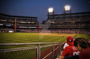 citizens bank park by countingonhope