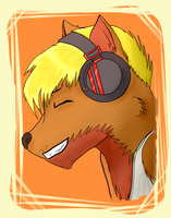 Music Soul [Redraw Again] by LupusSmoth