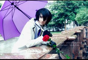 Lelouch: fleeting wish by KoujiAlone
