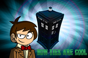 (insert clever Doctor Who pun here) by SuperSmash3DS