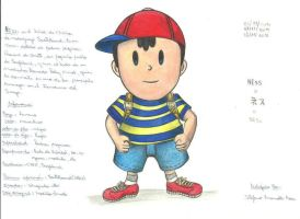 Ness by stefano-roca