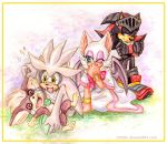 SatBK Family by 13VOin