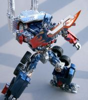 Optimus Prime custom 3 by SonRay