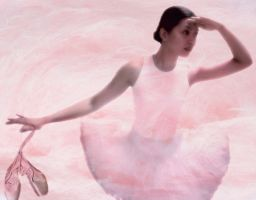 Ballerina Girl by VisualPoetress