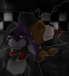 Shattered Silence FNaF by Dartwind