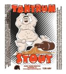 Tantrum Stout by copperrein