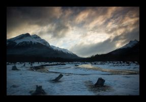 Cut Mountains by VincerePhotography