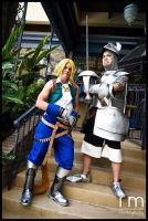 Dissidia Zidane at DragonCon by Bahzi