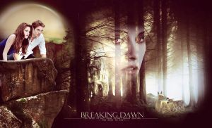 Breaking Dawn Bella's First Hunt by Miss-deviantE