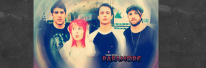 Paramore by amy-baba