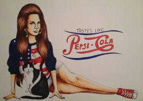 Cola by IrregularChoice