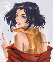 Faye Valentine. by Taiss14