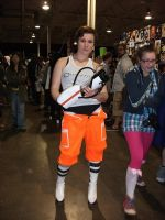 AN11 Chell by fallingsorrow