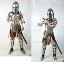 Armour set 7 by magikstock