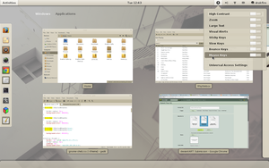 Drakfire Caffe Shell Theme by Drakfire86