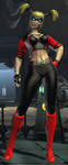 Insergencey Harley Quinn DC Universe Online by GameAndWill