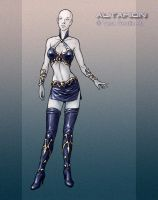 Altarion fashion 09 by whiteshaix