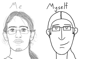 Me and Myself by Elcool