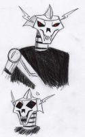 Skeleton King by Jazzy90