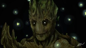 I am groot by Oh-La-Vache