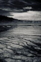 Veins of Yellowstone by msteenphotographer