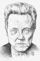 CHRISTOPHER WALKEN in 90 mins by MalevolentNate